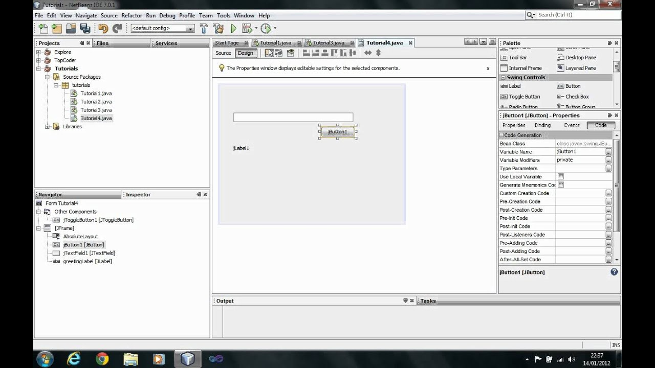 Java set tutorial images any tutorial examples java swing layout tutorial image collections any tutorial examples java tutorial gui part 1 layouts and baditri Images