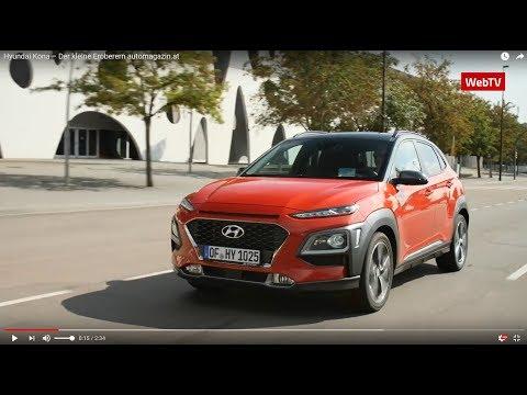 Hyundai Kona Der kleine Eroberer automagazin.at