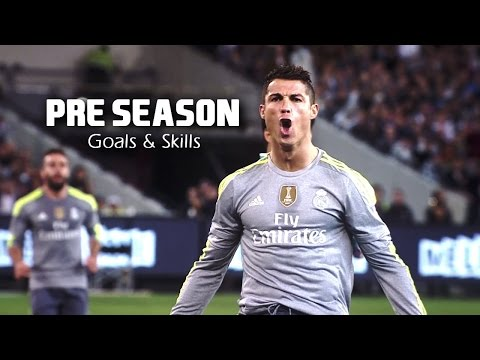 Cristiano Ronaldo ● Freedom ● Pre-Season ( Goals & Skills) 2015/16   HD