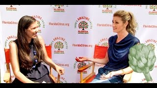 5 Questions for Erin Andrews | Potluck Video