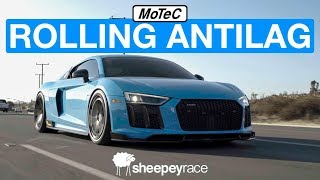 Rolling Anti Lag - TT RWS R8 / New Sema Project?