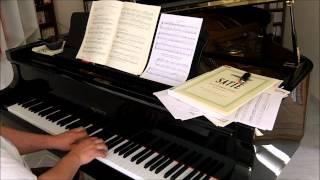 Erik Satie : Lui manger sa tartine