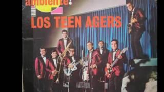 Los Teen Agers canta Vicente Villa........Cumbia para Ti.wmv