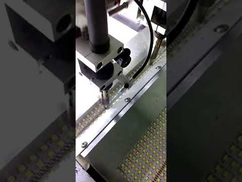 LED Strip Iron Machine, LED Strip Soldering Machine