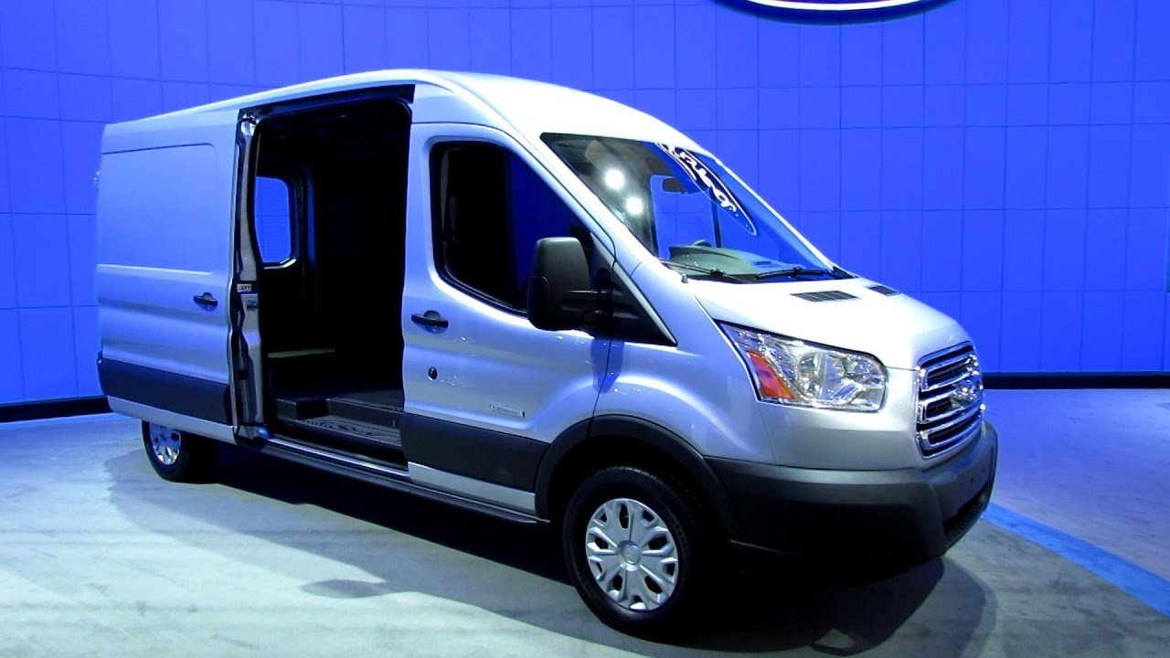 2013 Ford Transit 250 Exterior And Interior Walkaround