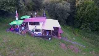Feiern auf der Skihütte Monrepos - HD 1080p