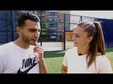LIEKE MARTENS  - Skills & Interview