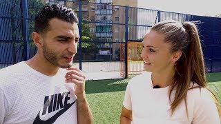 LIEKE MARTENS - FC BARCELONA - Skills & Interview