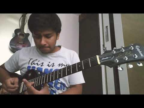 Choo Lo (The Local Train) full Guitar Cover (Acoustic/ Clean/ Distortion)    Ayush Bansal.