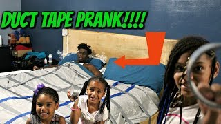 Baixar Pierre Sister's Duct Tape Me To The Bed!!!(Prank)