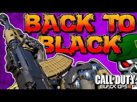 "Black Ops 3 KVK 99M FFA! COD BO3 NEW AN-94 DLC WEAPON! (Black Ops 3 ""KVK 99m"" Gameplay)"
