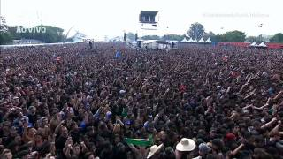 HATEBREED - Monsters of Rock Brasil 2013 720p HDTV
