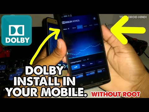 Install Dolby Sound In Your Any Android || Without Root || Enjoy Better Quality Sound