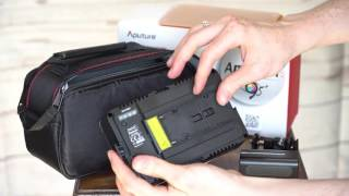 Aputure Amaran AL-H198 Daylight LED light review