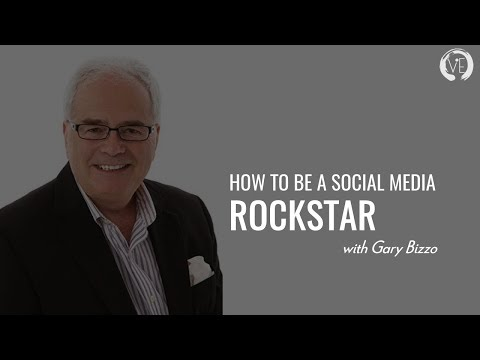 Gary Bizzo On How To Be a Social Media Rockstar