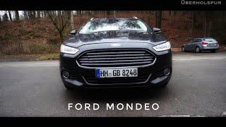 2017 Ford Mondeo Turnier 2.0 TDCI Walkaround & Drive