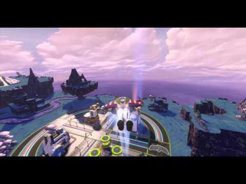 Disney Infinity, Toy Story Claw Toy Box Full Walkthrough HD