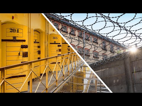Inside An Abandoned Prison: 130 Years Old And Untouched - Urbex Poland Ep.2