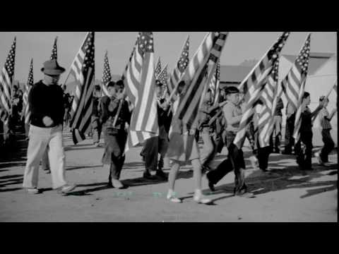 History of Japanese-American Immigration -- Mock/Documentary