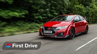 2015 Honda Civic Type R first drive review