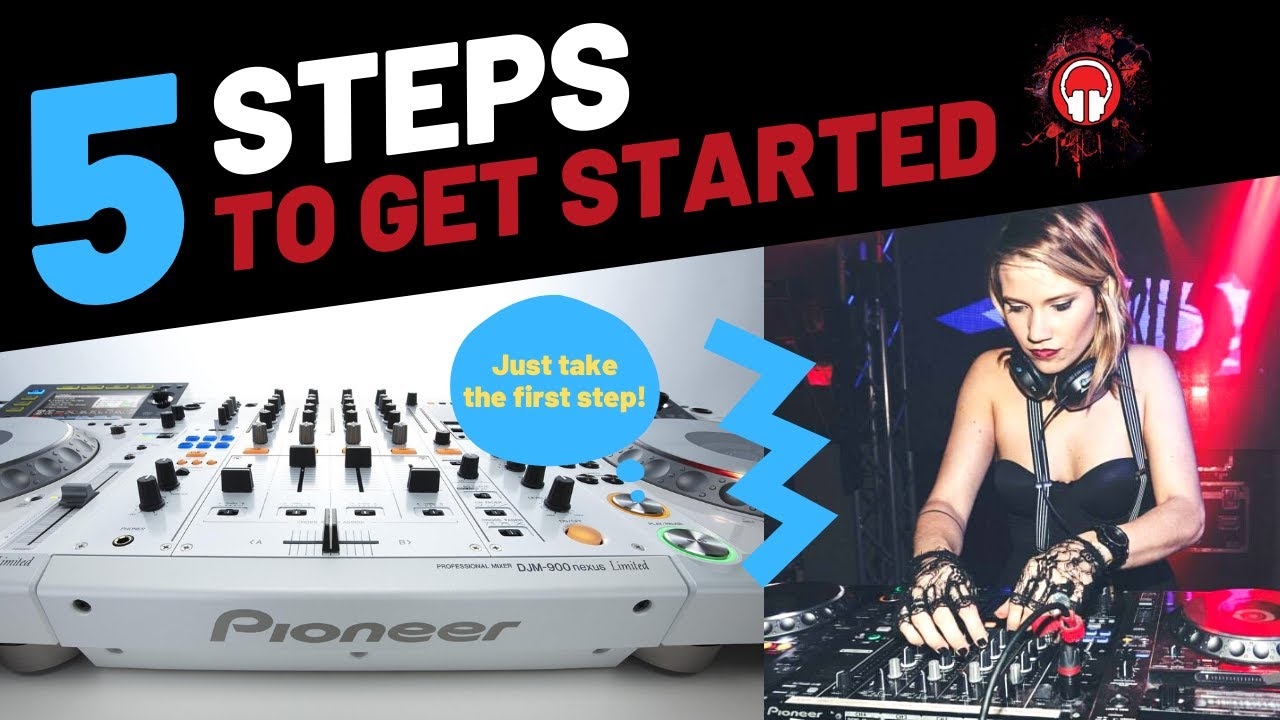 I want to learn to dj - where do I start Image