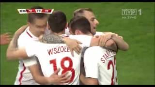 Polska - Finlandia 5-0 Skrot Meczu 26-03-2016