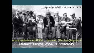 Beşevlerli Satılmış ve Arkadaşları - Bilecik Çiftetellisi, Merzifon Karşılaması, Anadolu Çiftet