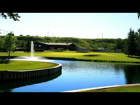 GOLF COURSES IN CALGARY,  ALBERTA, CANADA, FULL SHOW
