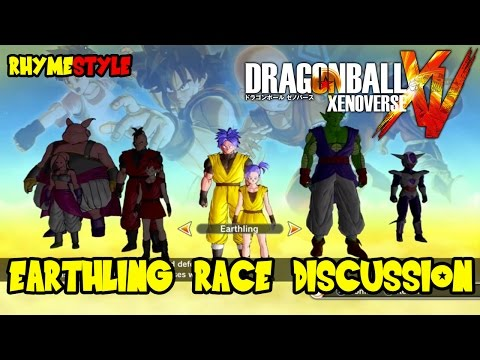 Dragon Ball Xenoverse: Earthling Race Predictions, Transformations, No Super Saiyan Forms?