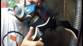 How to make a REAL returning Batarang Boomerang
