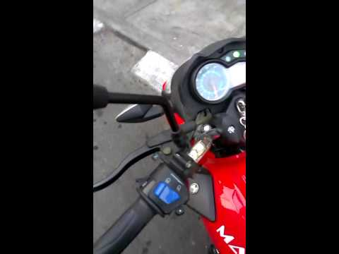 Cr1 mavila 150 cc
