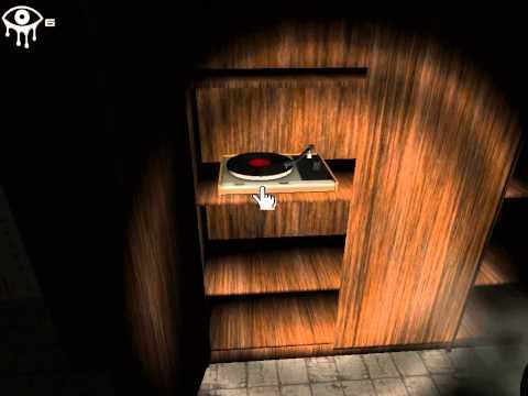 Обзор скрытых возможностей и багов игры Eyes the horror game #2
