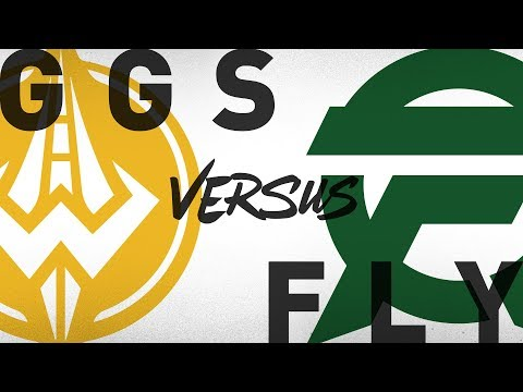 GGS vs. FLY - Week 9 Day 1 | NA LCS Summer Split | Golden Guardians vs. FlyQuest (2018)