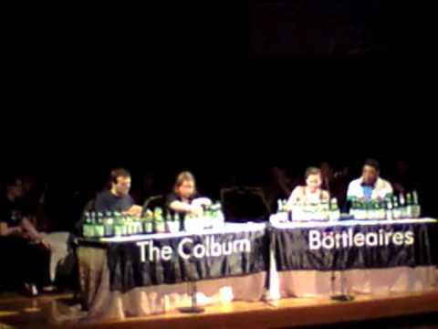 The Colburn Bottleaires perform Mr. Sandman and Lollipop