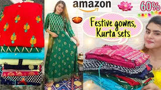 Amazon Gowns/Anarkalis/Kurta s…