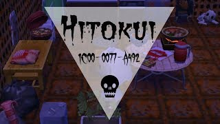 AC:NL Horror Town Tour: Hitokui - Cannibal Town