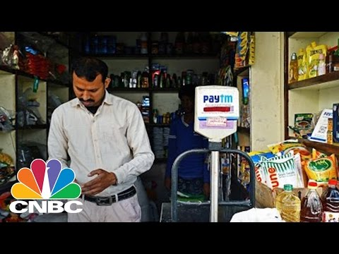 India's Cashflow Situation Is A Boon For The Mobile Payment Industry | CNBC