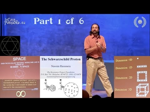 Nassim Haramein Cognos 2010 - PART 1 OF 6 - Space is full (EN,NL subs)
