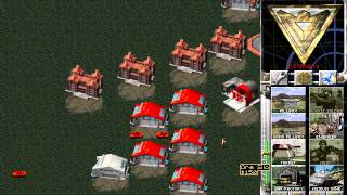 Command & Conquer: Red Alert 1 Online - Multiplayer Gameplay - CnCNet
