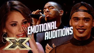 Download EMOTIONAL AUDITIONS THAT WILL HAVE YOU IN TEARS! | The X Factor UK