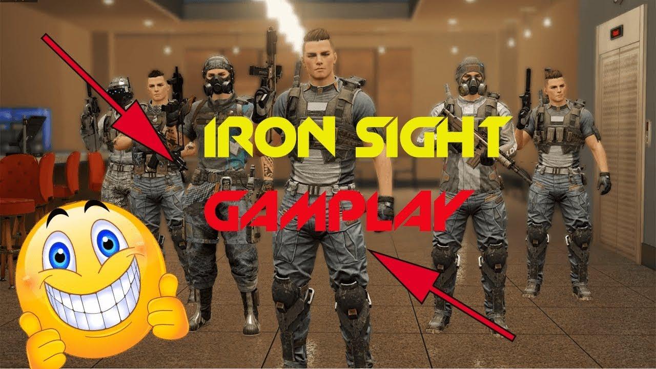 EPIC Gameplay (ironsight) !!??