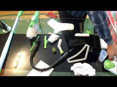паровая швабра Х 6 Stem Mop