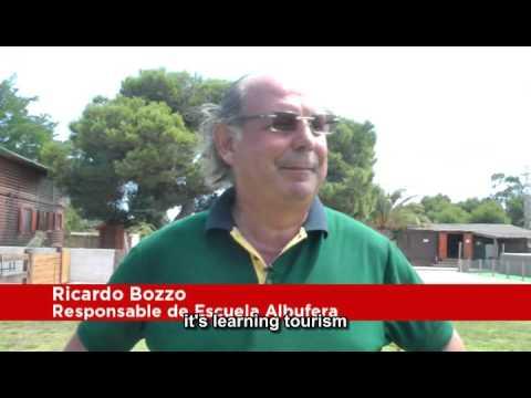 Albufera Spanish Academy on Spanish Television!
