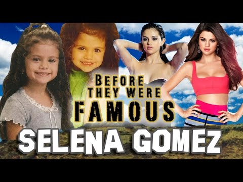 SELENA GOMEZ - Before They Were Famous - BIOGRAPHY