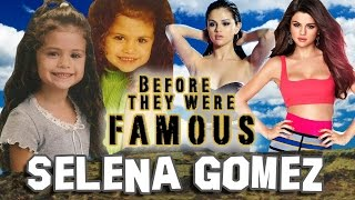 Selena gomez before they were famous updated -- was raised by her teen mother and got into show biz early on. bullied at school, she focused on ...