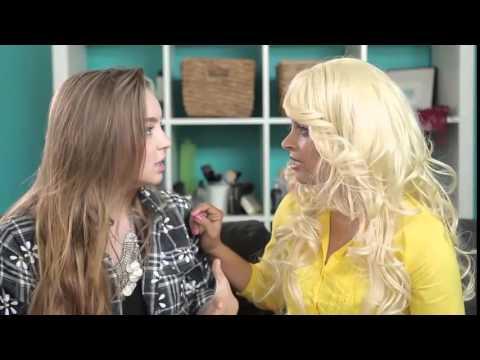 Haute Mess- Gianna Breaks a World Record - The Tube's Hautest __ I love makeup.