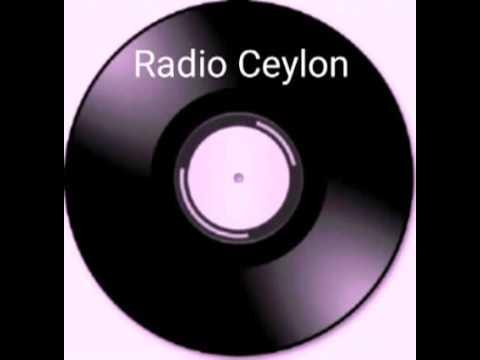 Radio Ceylon - 01-08-2016  Purani Filmon ka Sangeet