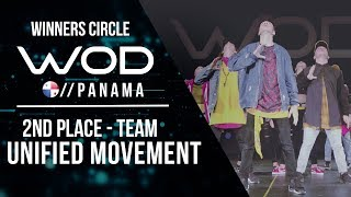 Unified Movement | 2nd Place Team Division  | World of Dance Panama Qualifier 2017 | #WODPANAMA