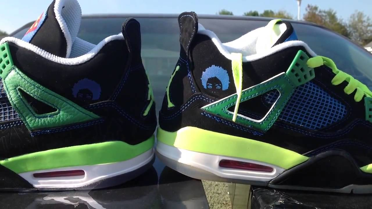air jordan 4 doernbecher real vs fake jordans