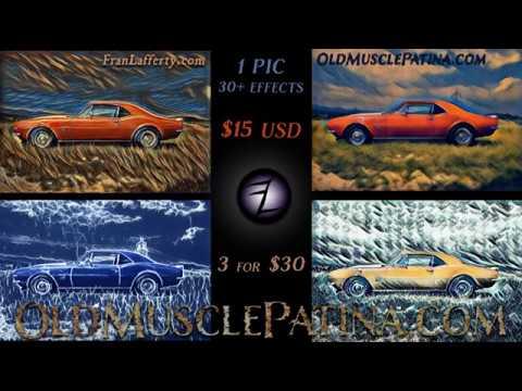 Car Art Transformations